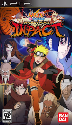 Naruto Shipudden Ultimate Ninja Impact PC Full Version