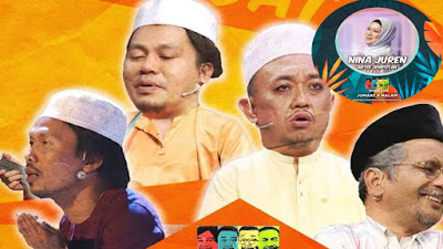 Live Streaming Sepahtu Reunion Al Puasa 2020 Minggu 2