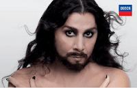 La diva Cecilia Bartoli surprend son public cible avec sa barbe
