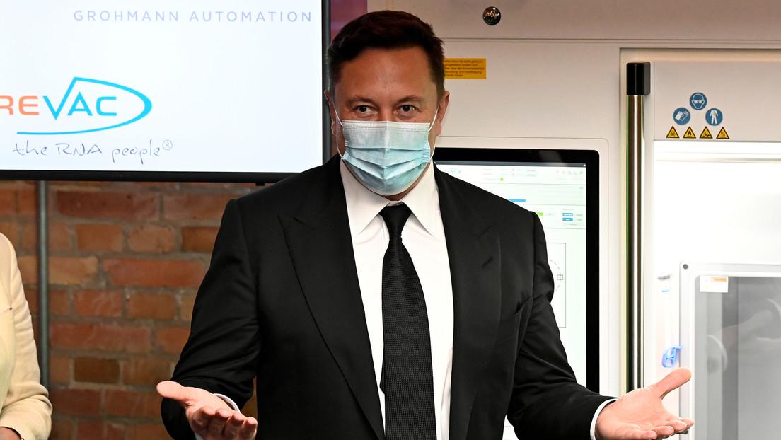 """""""Algo extremadamente falso está sucediendo"""": Musk se hace cuatro pruebas covid-19 en un día y da positivo solo en dos"""