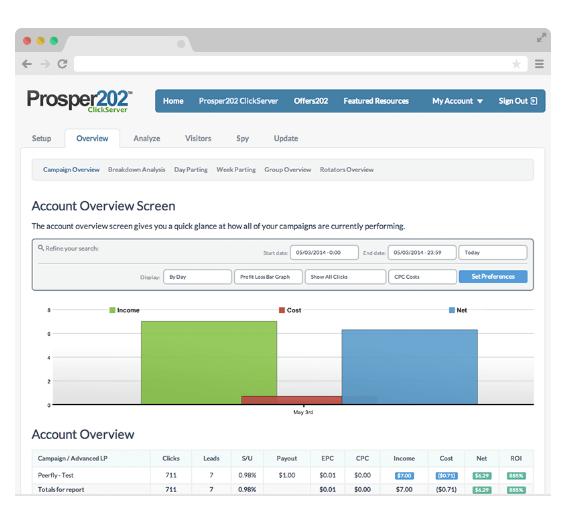 Prosper202 Tracking VideoTutorial