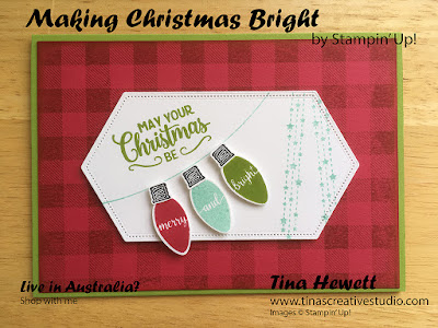 Making Christmas Bright - Tina's Creative Studio