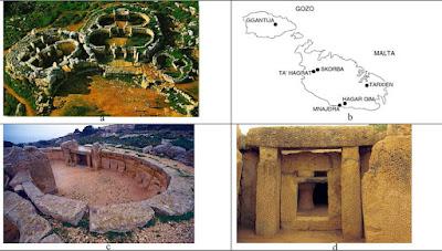 Μελέτη στατικής του μεγαλιθικού μνημείου Mnajdra στη Μάλτα από το Πολυτεχνείο Κρήτης