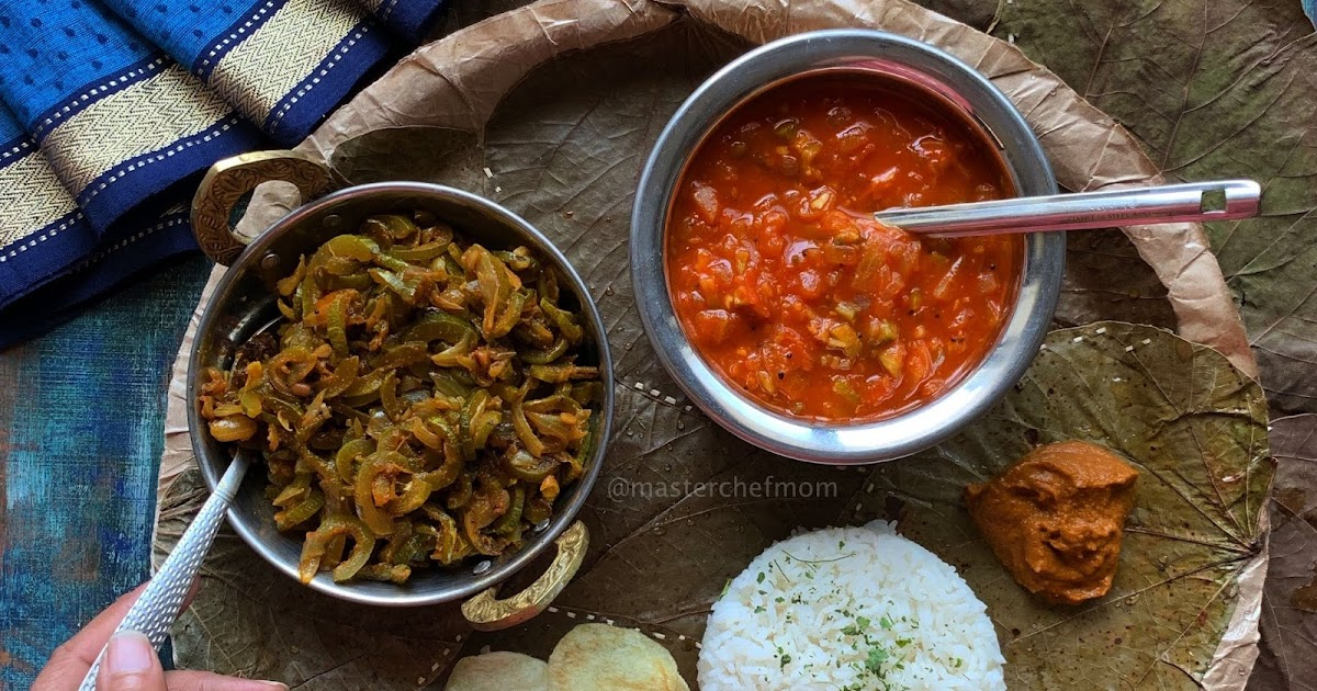 Pudalangai Vengaya Kari Masala Snake Gourd Curry Gluten Free And Vegan Recipe Masterchefmom