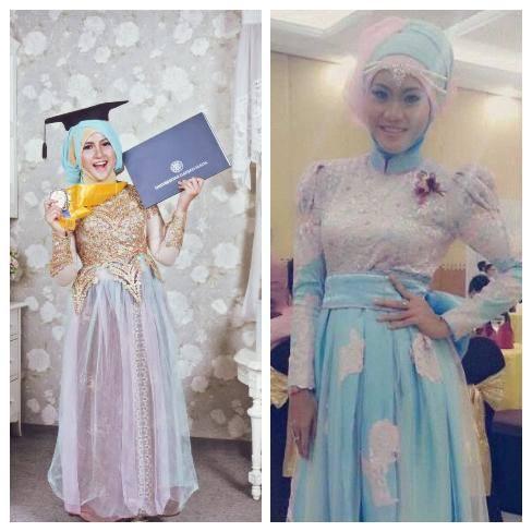 Butik Kebaya Wisuda Modern Muslim 2015 2016 2017 Yogyakarta