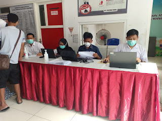 Siapkan Jalankan Program Sentra Vaksinasi PMI