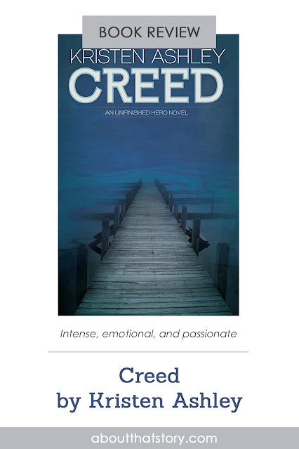 Book Review: Creed by Kristen Ashley | About That Story