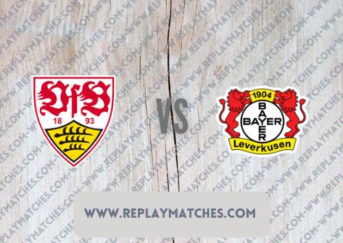Stuttgart vs Bayer Leverkusen Highlights 19 September 2021