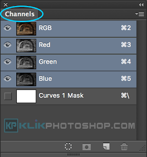 fungsi panel channels photoshop