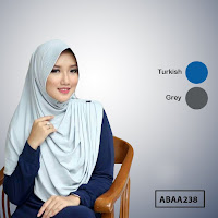 Jual Hijab Polos Warna Natural Harga Murah