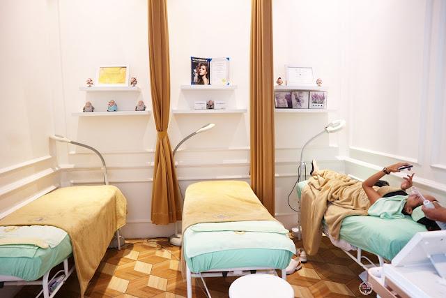 Review Treatment di Insta Beauty Center