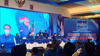 Demokrat Kubu Moeldoko Belum Daftar ke Kemenkum HAM, Marzuki: Sedang Menambah Kader