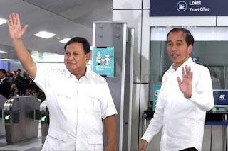 Terungkap! Skenario Jokowi Tiga Periode Bersama Prabowo Subianto