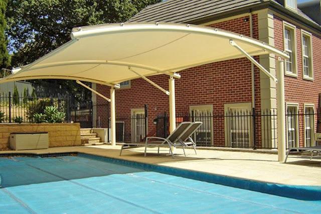 kanopi membrane awning