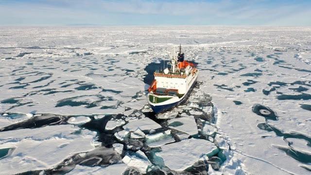 Θερμοκρασίες ρεκόρ στον Αρκτικό Κύκλο