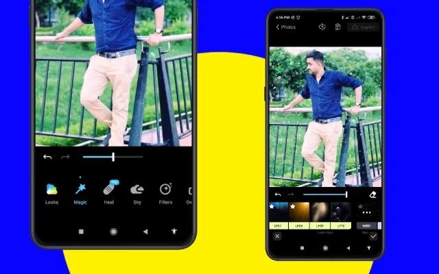 5. Quick Shot App: