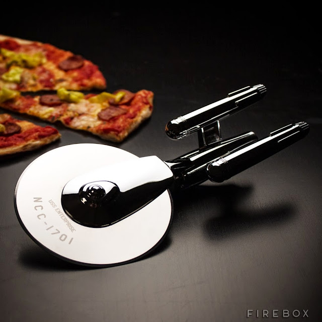 Startrek Pizza Cutter