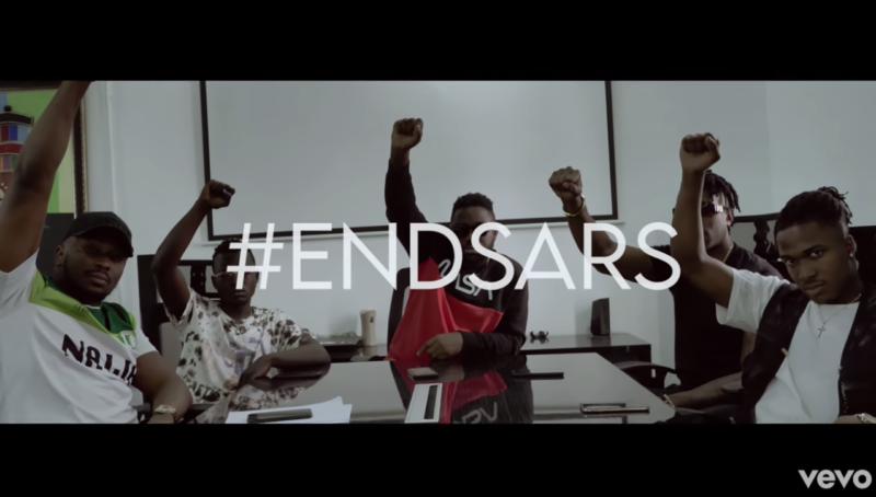 """Magnito – """"EndSars"""" ft. Ike, Sir Dee #Arewapublisize"""