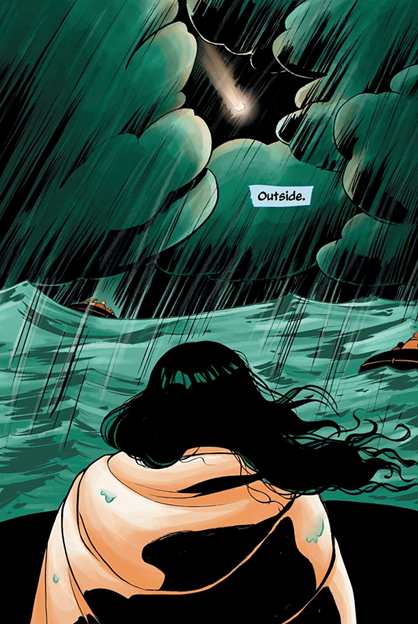 Wonder Woman: Tempest Tossed - 7