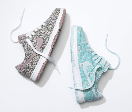 baskets nike x liberty london