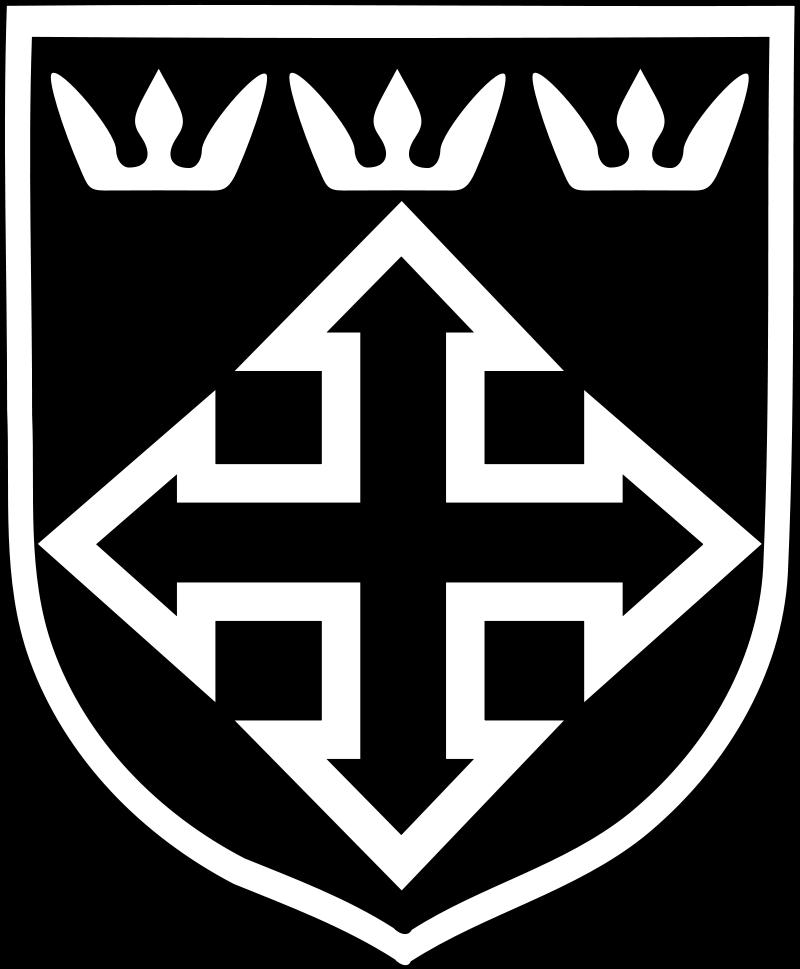 NAZI JERMAN: 26. Waffen-Grenadier-Division Der SS