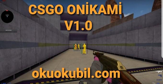 Counter Strike GO Bedava OniKami V1.0 Release  LEGIT CHEAT ESP AIMBOT Hilesi İndir