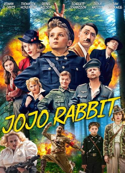Jojo Rabbit (2019) LATINO