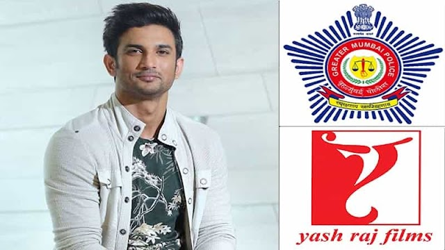 Sushant Singh Rajput Death Case Mumbai Police seeks Contract signed with Yash Raj Films and with Sushant