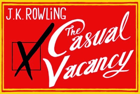 J.K. Rowlings The Casual Vacancy Miniseries to air on HBO