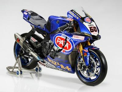 Παρουσίαση Pata Yamaha Racing WSBK 2017