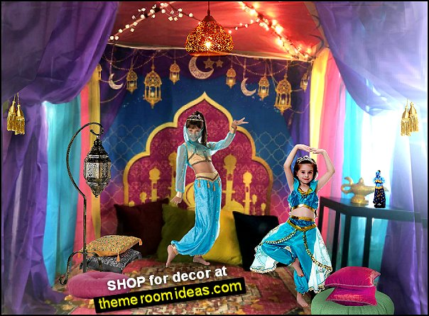 genie party decorating jasmine party decorating moroccan decor arabian nights party ideas