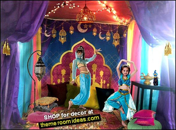 genie party decorating jasmine party decorating moroccan decor arabian nights party ideas