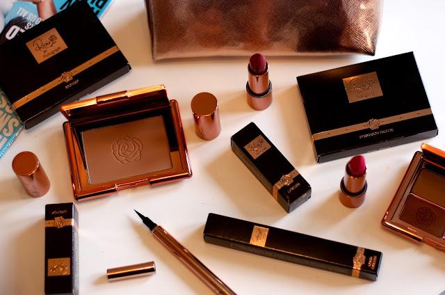 Rosie Huntington-Whitely makeup