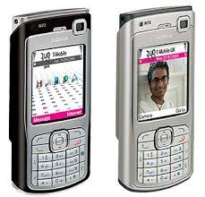 spesifikasi Nokia N70