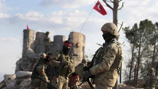 Ειδική στρατιωτική διοίκηση για τη Συρία δημιούργησε η Τουρκία