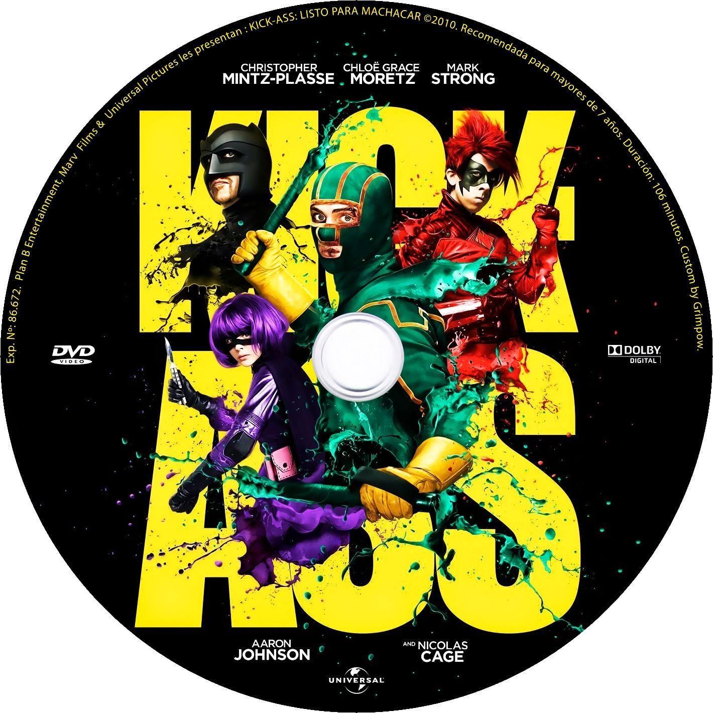 Kick Ass Dvd 120