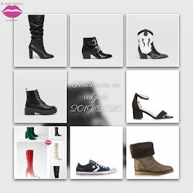 Tendencias en calzado 20192020