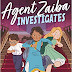 Review: Agent Zaiba Investigates: The Missing Diamonds by Annabelle Sami, illustrated by Daniela Sosa