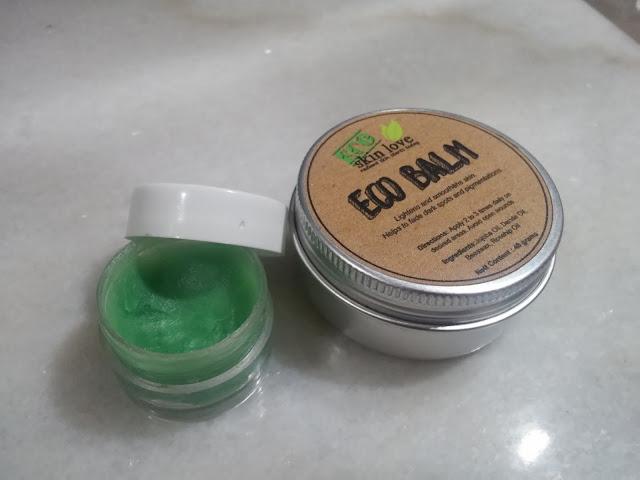 Ecoskinlove Eco Balm