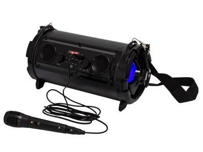 Głośnik bezprzewodowy karaoke z Biedronki