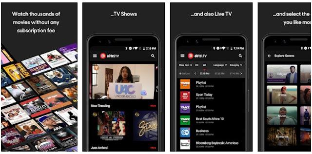 Zee5 Premium Account Free airtel tv