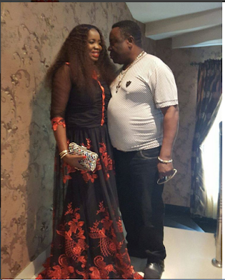 Veteran Comic Actor, Mr Ibu's Much Anticipated 55th Birthday Is Today [Photos]