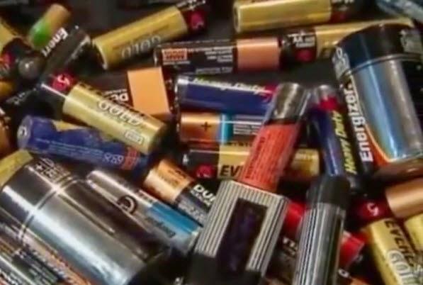 Pilas, baterías y acumuladores
