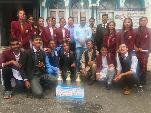 Takdah Block level youth Parliament