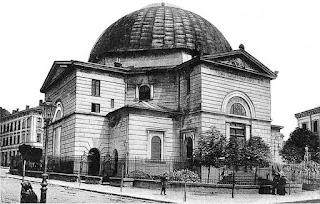 Synagoga Tempel Lwów