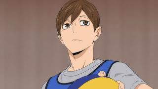 Hellominju.com : ハイキュー!! アニメ 4期 伊達工業高校 『二口堅治(CV.中澤まさとも)』 | Futakuchi Kenji | Haikyū!! DATE TECH | Hello Anime !