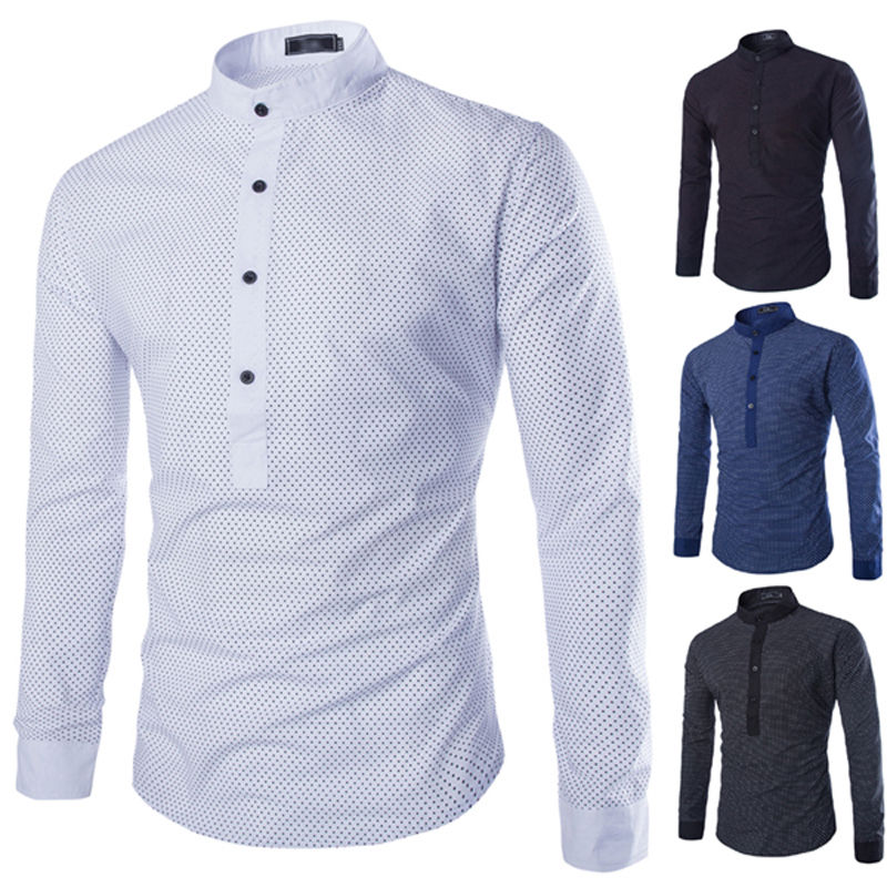 Tipe Jenis Bentuk Kerah Collar Kemeja Shirt Pria Harfik Fashion