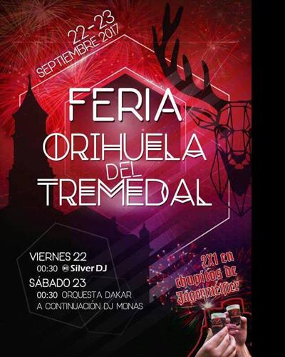 Feria de Orihuela del Tremedal