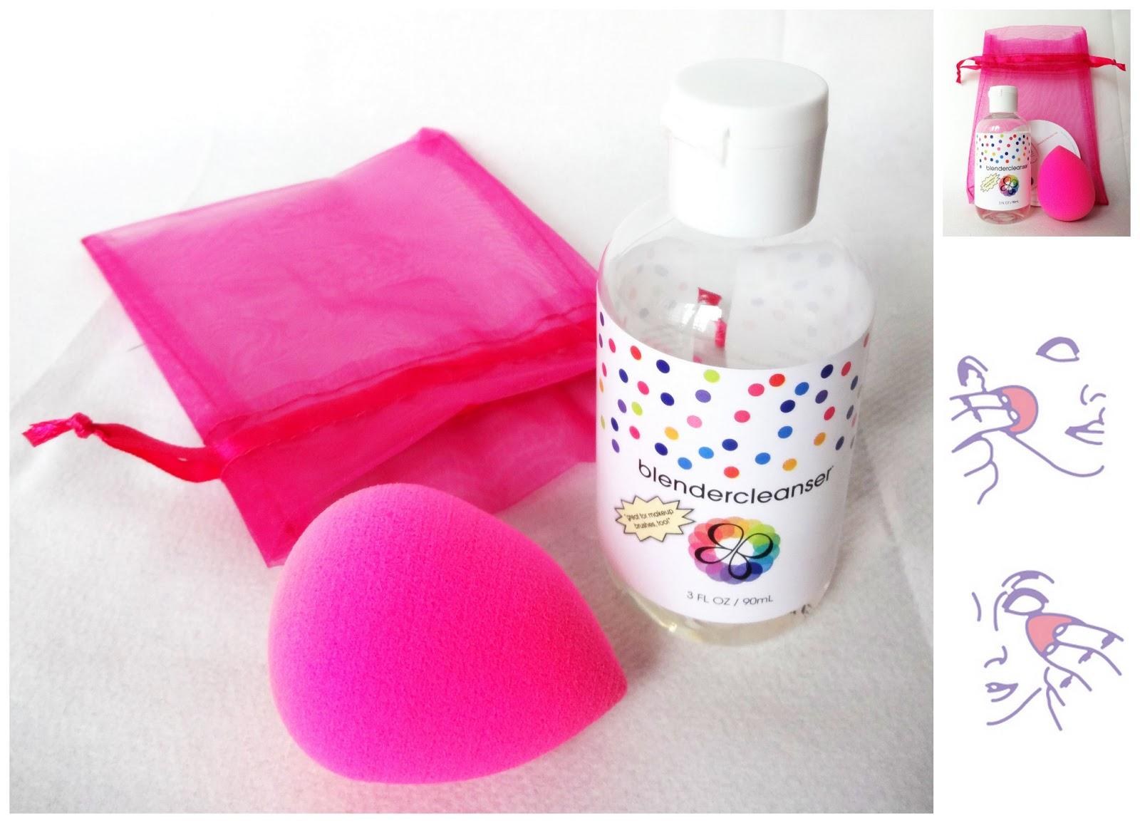 Beautyblender original pinkes Beauty Schwämmchen
