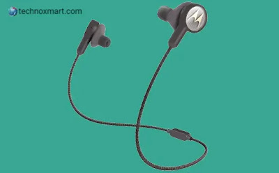 Motorola Tech3 TriX 3-in-1 Hybrid Earphones Launched In India At Rs.5,999 At Price Tag Of Rs.5,999 On Sale By Flipkart